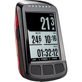 Wahoo Fitness Elemnt Bolt GPS - Compteur sans fil - rouge/noir